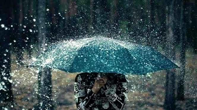 Progonoza meteo miercuri 24 octombrie 2018. Se anunță ploi și vreme rea!