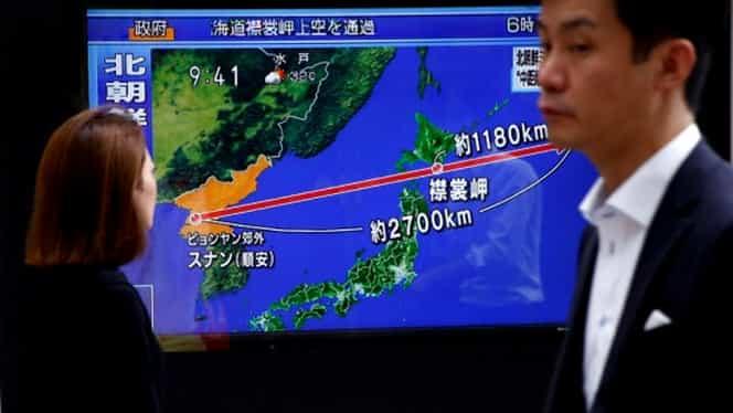 """Coreea de Nord ameininţă Japonia că riscă """"distrugerea iminentă!"""""""