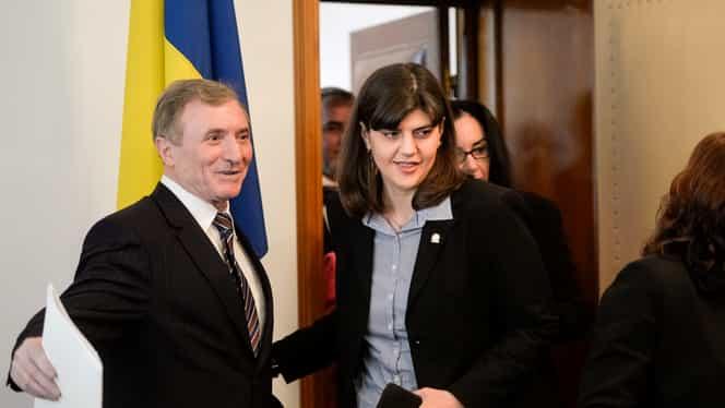 Laura Codruța Kovesi, mutată la Parchetul General