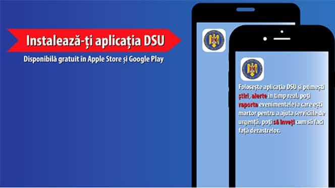 Aplicaţie pentru dezastre, lansată în premieră în România