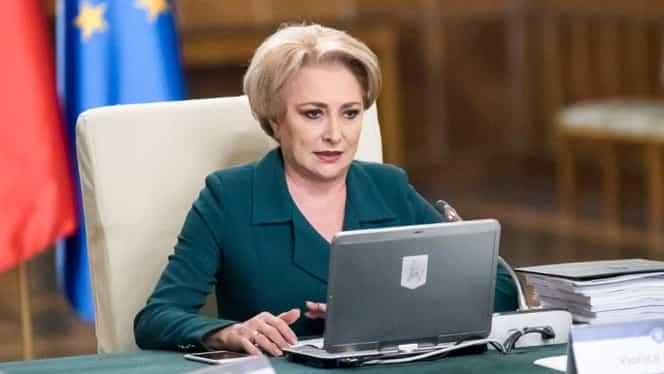 Viorica Dăncilă a ieşit la atac! Premierul României acuză Comisia Europeană de dezinformare