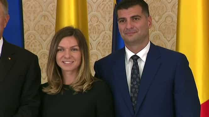 """Simona Halep a vorbit pentru prima data despre nunta cu Toni Iuruc: """"Mi-aș dori să am aproape cât mai mulți prieteni"""""""