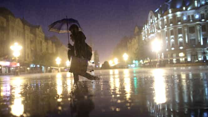 Vremea în București duminică 16 septembrie. A venit, a venit toamna!
