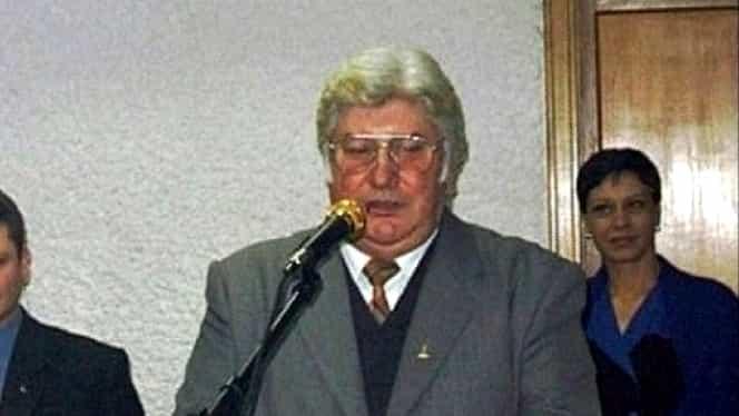 Doliu în politică! A murit Vladimir Tănăsoiu, fost preşedinte al Consiliului Judeţean Iaşi