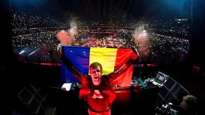 Armin van Buuren a mixat pana la 9 dimineața la Untold. Ce a declarat despre România!