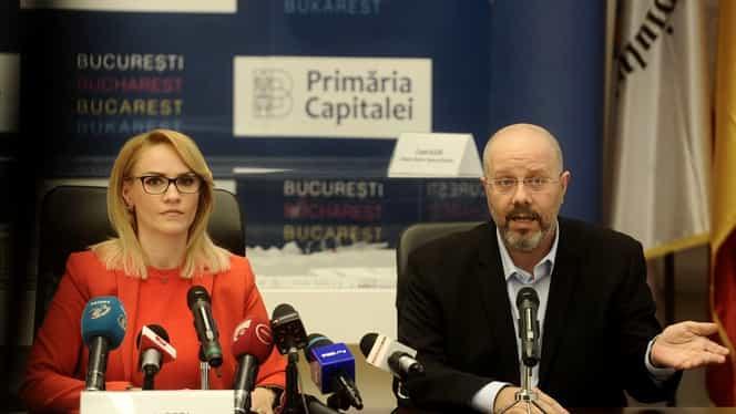 Aurelian Bădulescu, noi înjurături în cadrul ședinței Consiliului General al Capitalei. Cum i-a vorbit lui Tudor Ionescu