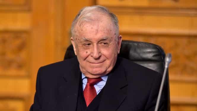 Ion Iliescu, pus sub acuzare după 29 de ani de la Revoluție