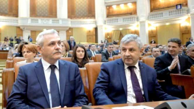 Liviu Dragnea și Florin Iordache, revocați de la conducerea Camerei Deputaților? Varianta PMP