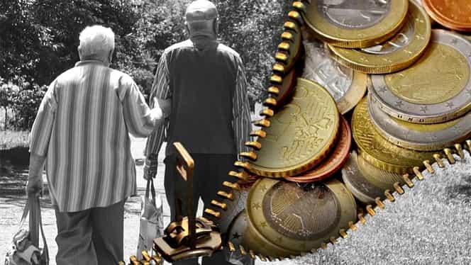 Pensiile în aprilie, mai devreme decât calendarul normal. Anunțul Poștei Române