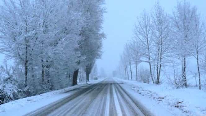 Cum va fi vremea la începutul anului 2018. Prognoza meteo pentru următoarele trei luni