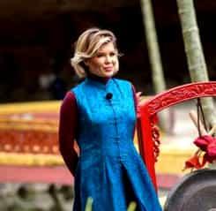 Ce face Gina Pistol până când va reveni la TV, în cadrul emisiunii Asia Express