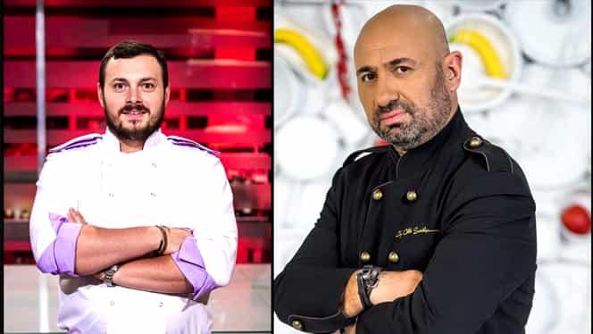 Alexandru Comerzan a câştigat Chefi la Cuţite sezonul 7. Reacţia lui Cătălin Scărlătescu şi mesajele fanilor