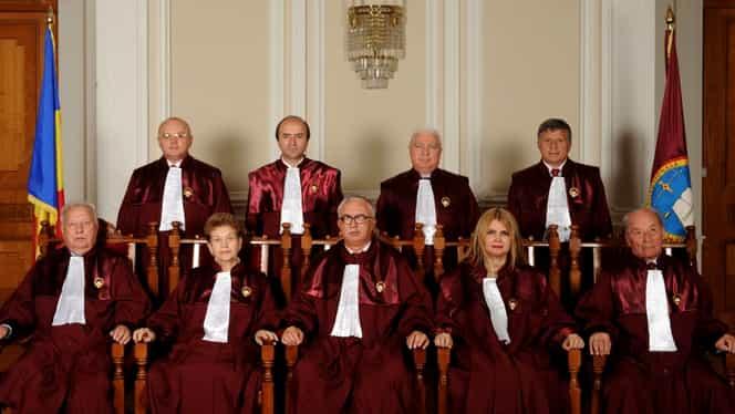 CCR, despre legea pensiilor și evaziunea fiscală