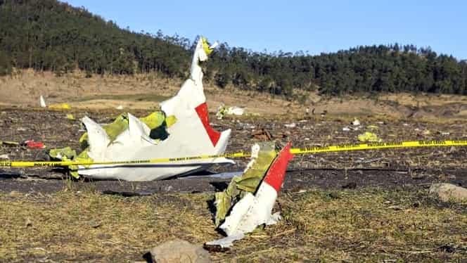 Ultimele cuvinte ale pilotului avionului prăbușit în Etiopia. Ce a spus cu câteva momente înainte să moară!