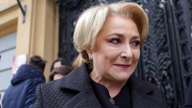 """Premierul Viorica Dăncilă vrea o aeronavă oficială: """"Suntem ditamai ţara, e nevoie!"""""""