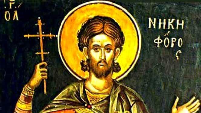 Calendar ortodox 9 februarie: Sfântul Muncenic Nichifor