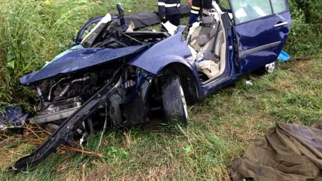 Accident rutier teribil în județul Mureș. Sunt șase victime
