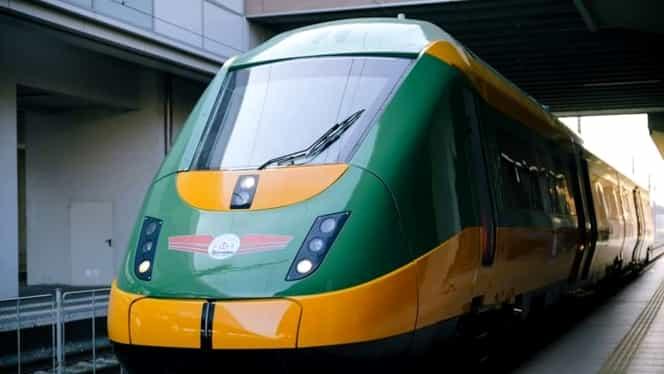 Tren privat de mare viteză, pe ruta Timișoara-Baia Mare! Cu ce viteză crezi că circulă?