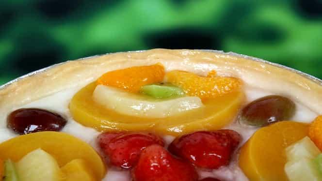 Rețeta zilei de marți, 21 ianuarie: tartă cu portocale și ciocolată