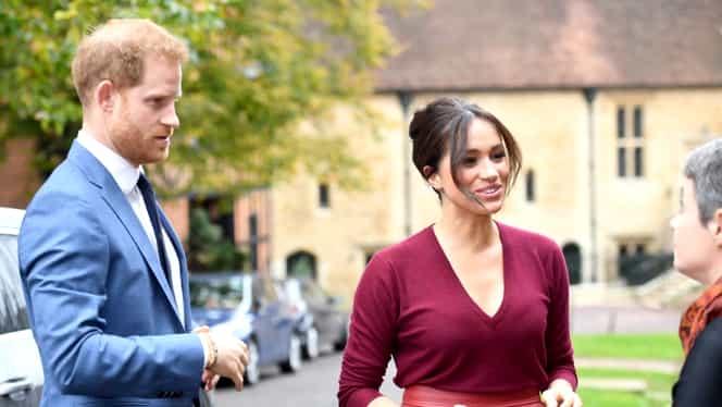 Divorțul anului în Casa Regală! Prințul Harry, la un pas de despărțirea de Meghan Markle