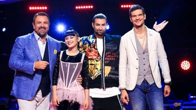 Emisiunea Vocea României Live pe Pro TV – Ediția de vineri, 8 noiembrie