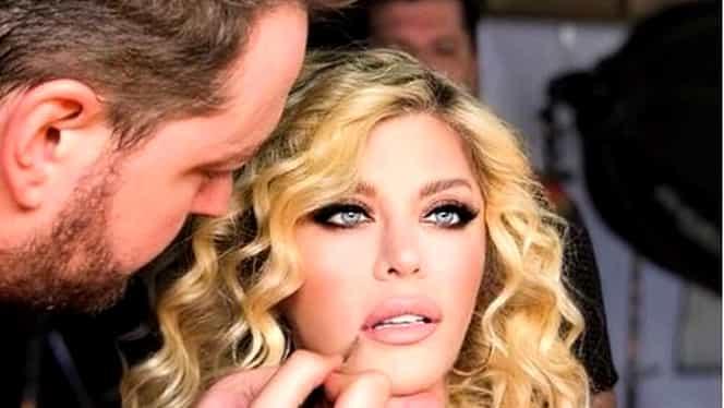 Loredana Groza, makeup de excepție! Arată de 20 la 48 de ani