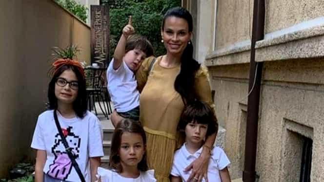 Anca Serea a împlinit 39 de ani! Fosta prezentatoare TV și-a aniversat ziua de naștere fără Adrian Sînă