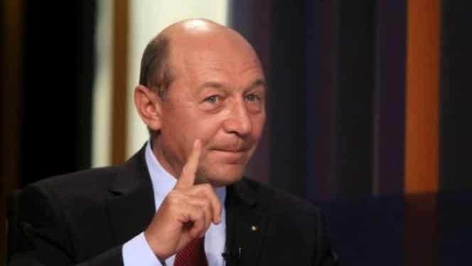 """Ipoteza lui Traian Băsescu despre repatrierea aurului: """"Se pregătește instalarea unei dictaturi!"""""""