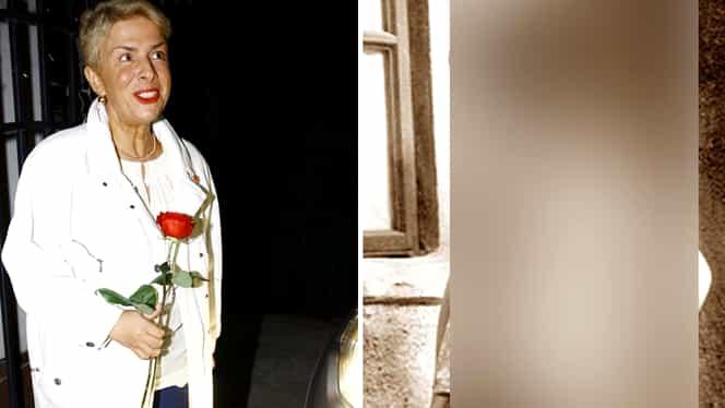 GALERIE FOTO   N-o să crezi cum arată Teo Trandafir în tinereţe, înainte să fie celebră, când era SLABĂ!