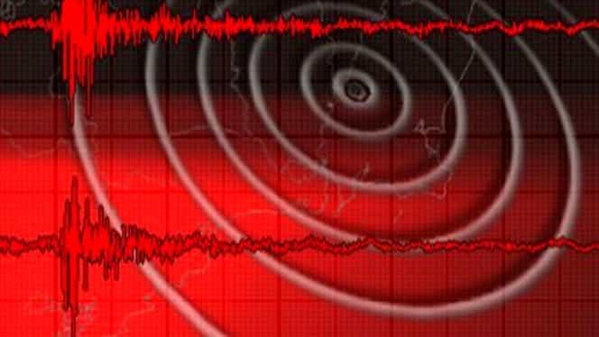 Cutremur în județul Vrancea, azi, 28 octombrie. Magnitudinea seismului: 3,1 grade pe scara Richter