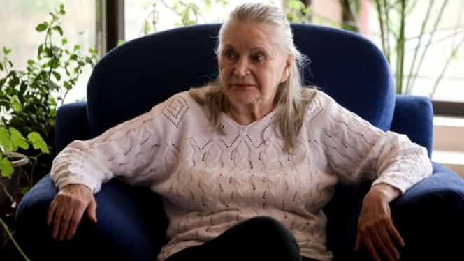 Zina Dumitrescu nu mai vrea să audă de fiul său