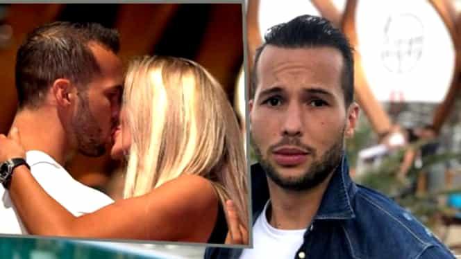 Bianca Drăguşanu şi Tristan Tate, atingeri romantice în vacanţă la Cannes
