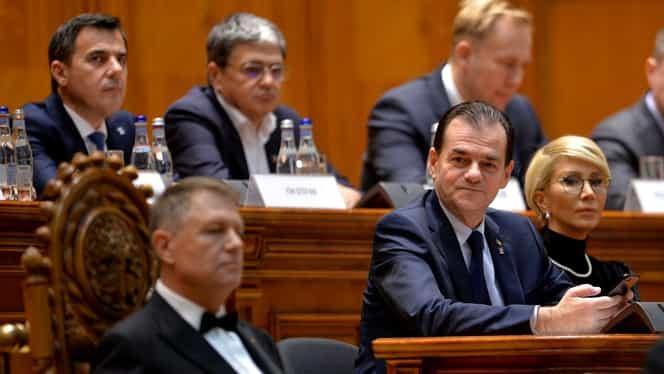 Ludovic Orban dezminte că ar fi fost pus de Klaus Iohannis să candideze la primăria Capitalei. Update