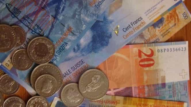 Curs valutar BNR, azi, 13 februarie 2020. Ce se întâmplă cu francul elvețian – UPDATE