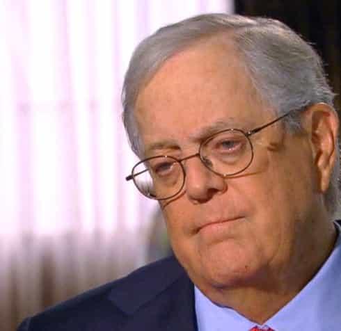 A murit miliardarul american David H. Koch. Averea imensă pe care o lasă în urmă