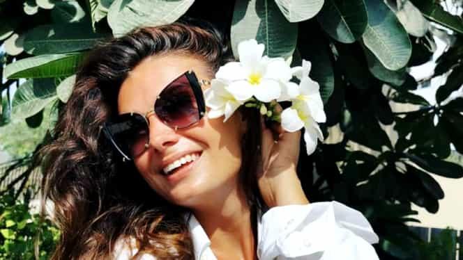 """Olivia Păunescu s-a căsătorit în mare secret: """"Îi mulțumesc lui Dumnezeu pentru ce trăiesc acum"""" FOTO"""