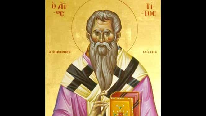 Rugăciune către Sfântul Cuvios Tit, făcătorul de minuni, sărbătorit pe 2 aprilie