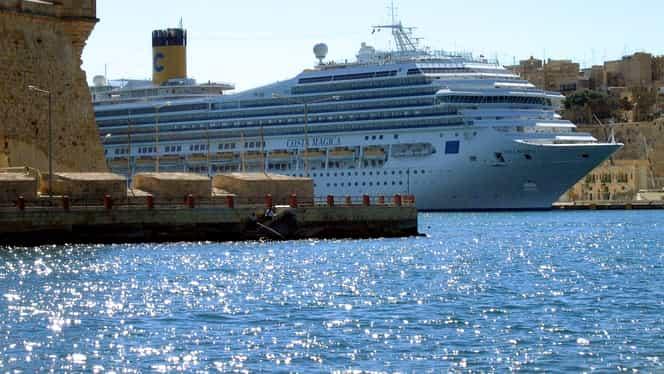 Vas de croazieră autorizat să acosteze în Australia! Zeci de persoane aflate la bord sunt infectate cu coronavirus