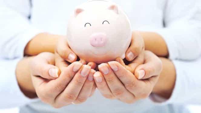 Guvernul a deschis conturile de economii pentru copii