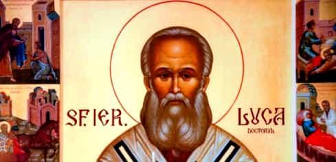 Vineri, 18 octombrie, e sărbătoare cu cruce neagră! Tradiții și obiceiuri de Sfântul Luca