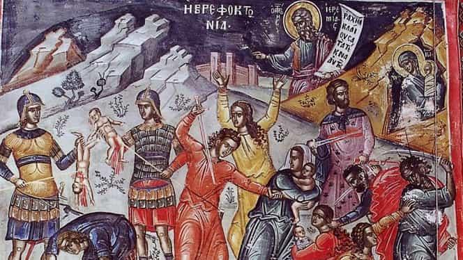 Calendar Ortodox vineri, 28 decembrie: Cei 20 de mii de sfinți mucenici arși în Nicodimia