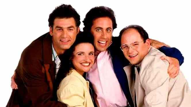 Julia Louis-Dreyfus, actrita din serialul Seinfeld, are cancer la san
