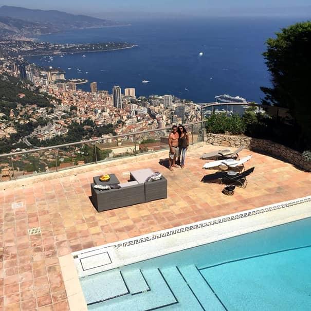 Cum arată vila în care Mihaela Rădulescu locuiește alături de Felix. Condiții de lux la Monte Carlo. FOTO