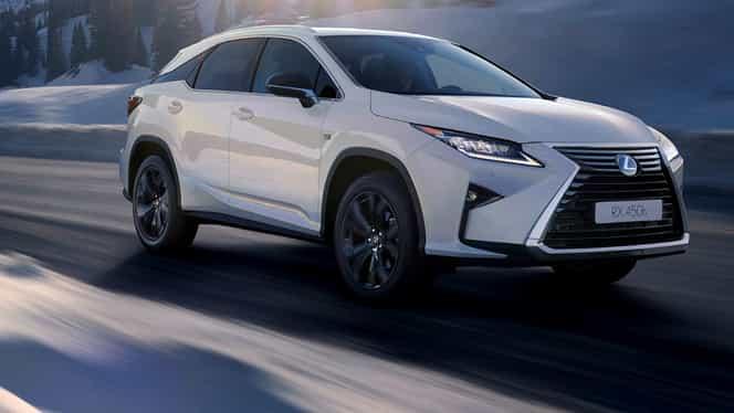 Lexus pregăteşte sosirea noului RX Sport! Cu ce modificări vine SUV-ul premium!