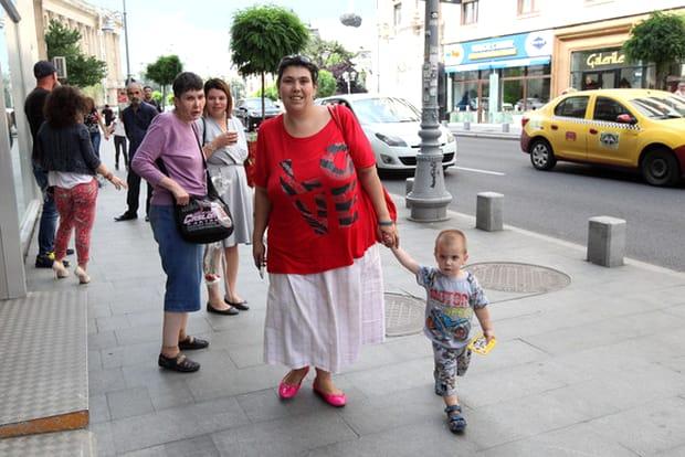 Așa arată acum Ioana Tufaru. Fotografia a fost făcută ieri, la un eveniment de lansare al celui de-al zecelea album al SIlviei Dumitrescu. FOTO CREDIT: Click.ro