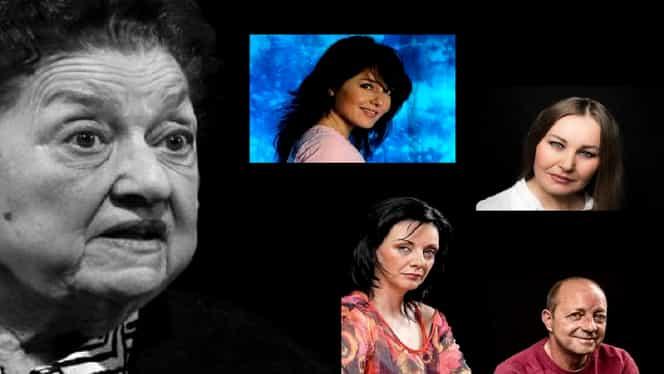 Reacțiile actorilor după moartea Tamarei Buciuceanu Botez. Carmen Tănase, Marian Râlea, Oana Sîrbu, mesaje de condoleanțe