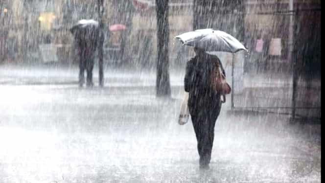 Vremea în București 5 septembrie. Vin ploile!