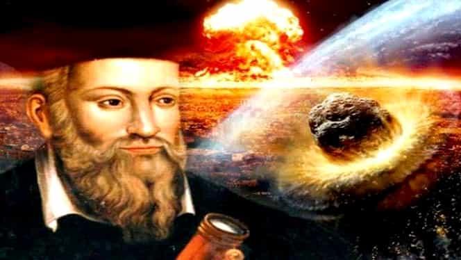 Previziunile lui Nostradamus pentru anul 2018 îți fac pielea de găină!