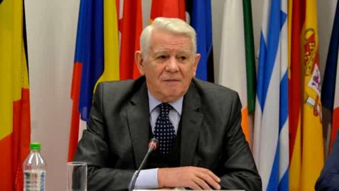 Teodor Meleșcanu, audiat în dosarul privind agentul României la CEDO care ar fi pledat în favoarea lui Dragnea