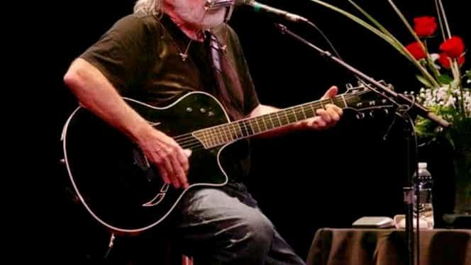 Doliu în lumea muzicii! Robert Hunter a murit în spital, la vârsta de 78 de ani